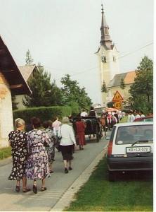 Župnija Kokrica1